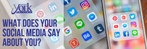 YorkEmployment Social Media Tips